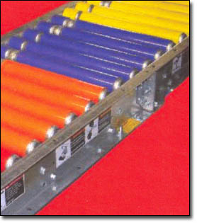 Conveyor Roller Coatings & Covers
